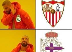 Enlace a El Sevilla volvió en forma de Depor