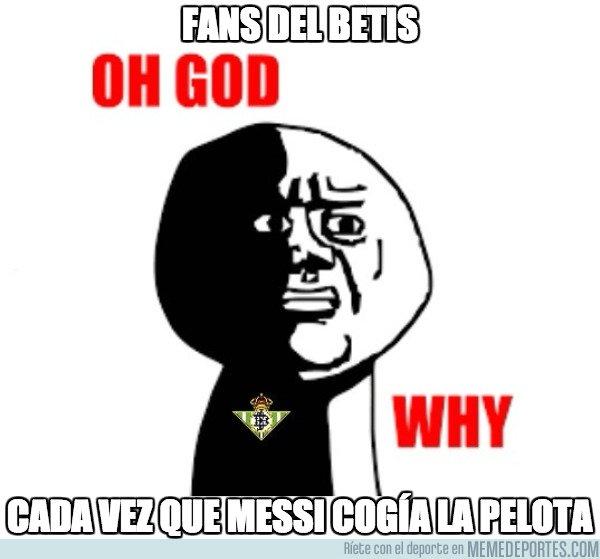 1017542 - Fans del betis durante el segundo tiempo