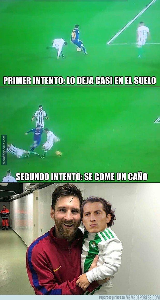 1017551 - Messi se metió a Guardado al bolsillo