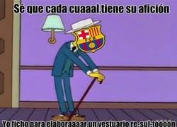 Enlace a Las ligas para el Barça van fetén