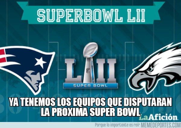 1017621 - Super Bowl LII, ¿cuál es tu apuesta?