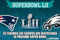 Enlace a Super Bowl LII, ¿cuál es tu apuesta?