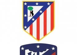 Enlace a La evolución del escudo del Atleti de Madrid tras los últimos resultados