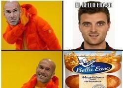 Enlace a Zidane y Eraso