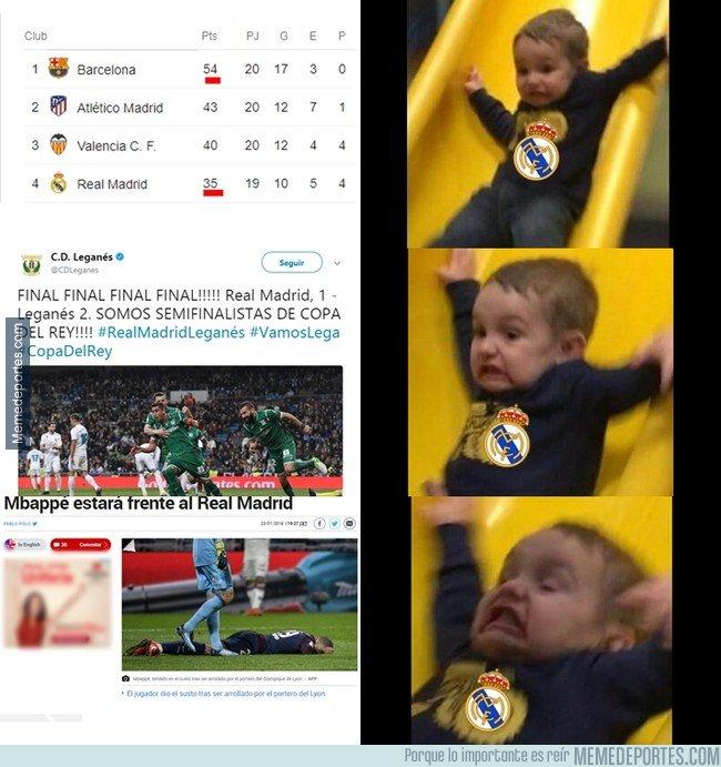 1018093 - Se acaba la temporada del Madrid