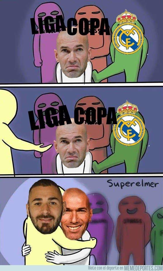 1018352 - No está todo perdido para Zidane