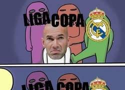 Enlace a No está todo perdido para Zidane