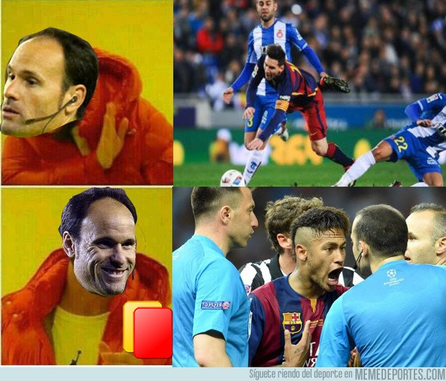 1018387 - El criterio de Mateu Lahoz con las tarjetas