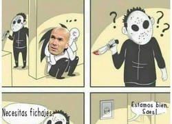 Enlace a Pillando a Zidane