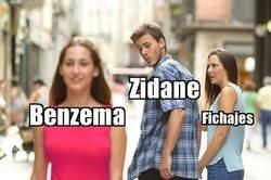 Enlace a Zidane últimamente