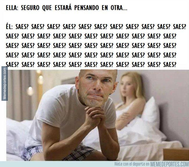 1018766 - Las prioridades de Zidane