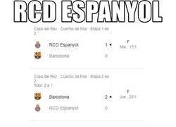 Enlace a Las 3 finales del Espanyol