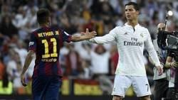 Enlace a Las palabras de Neymar hacia Cristiano Ronaldo que no le gustarán nada a los culés
