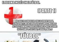 Enlace a Futbol en inglés. Parte 1