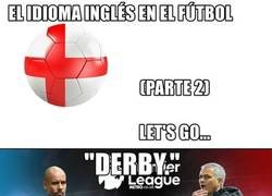 Enlace a Futbol en inglés. parte 2
