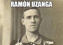 Enlace a Ramón Uzanga, el olvidado creador de la chilena