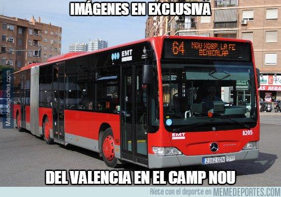 1019360 - El Bus del Valencia recuerda al viejo Madrid