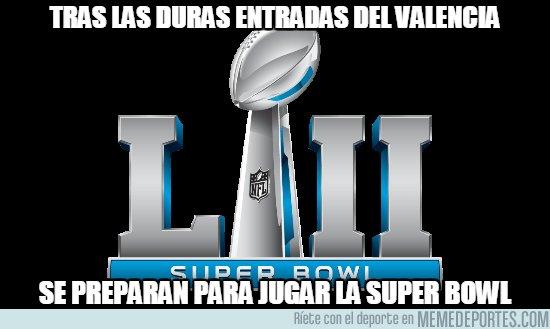 1019367 - El Valencia ya prepara la Super Bowl