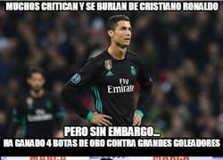 Enlace a Cristiano y Messi, historia del fútbol