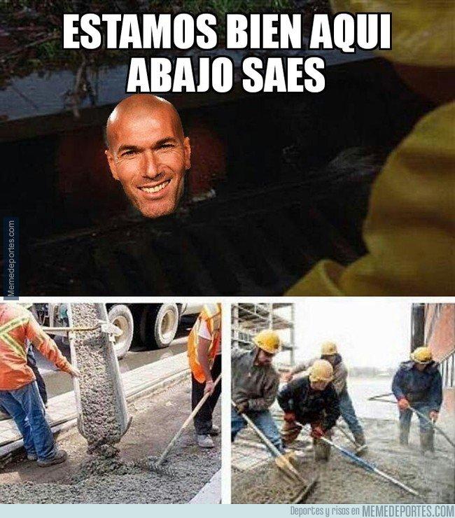 1019697 - ¿Nos gustara la rueda de prensa de Zidane? Creo que no...