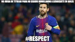 Enlace a El Messi más humilde