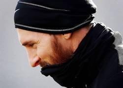 Enlace a Un detalle en una foto de Messi ha hecho saltar todas las alarmas del barcelonismo