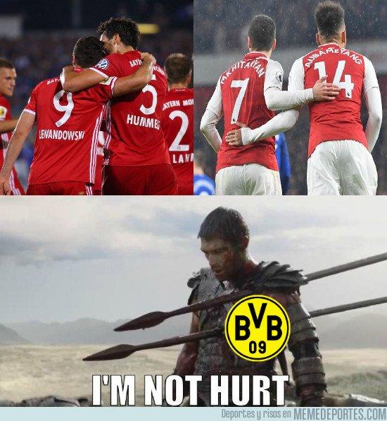 1020169 - El Borussia Dortmund no aguantará otro golpe más