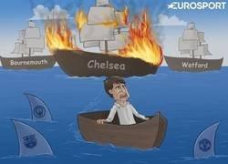Enlace a La situación actual del Chelsea