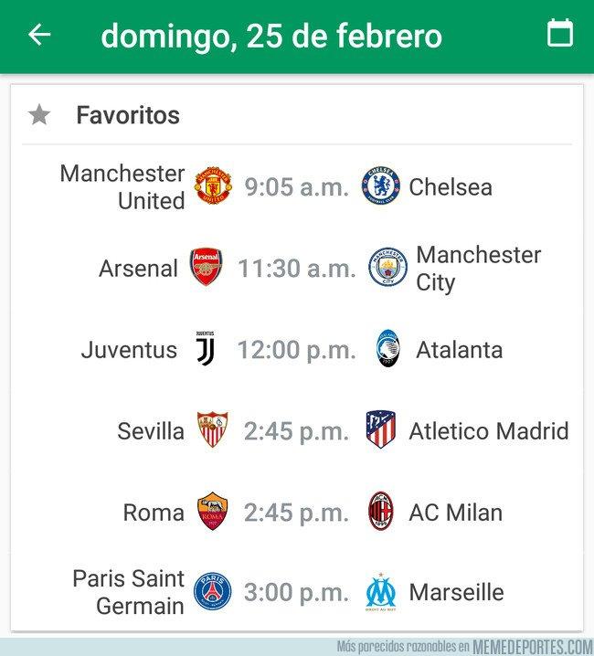 1020266 - Para los futboleros: El domingo 25 de febrero será LA BOMBA