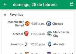 Enlace a Para los futboleros: El domingo 25 de febrero será LA BOMBA