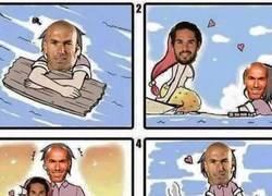 Enlace a Zidane quiere vender a Isco