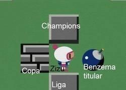 Enlace a La temporada del Madrid