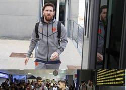 Enlace a El nuevo chandal del Barça