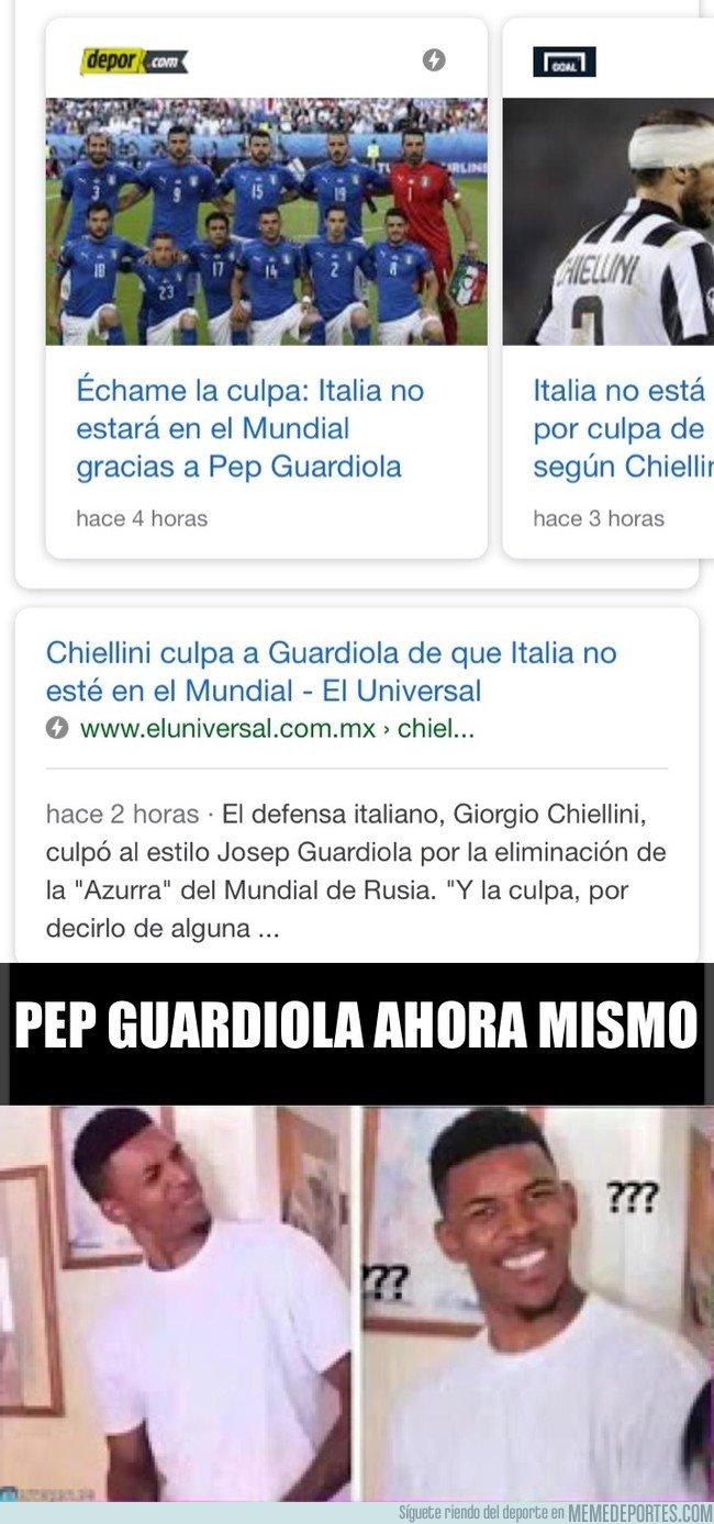 1020733 - Guardiola está confuso
