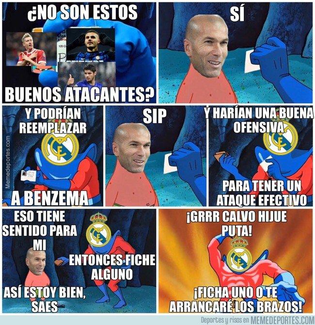 1020764 - Zidane y su necedad