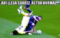 Enlace a Cuando intentas defender a Suárez