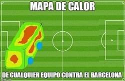 Enlace a Las defensas contra el Barça