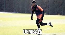 Enlace a Dembélé + Bale