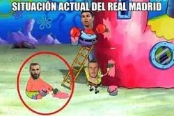 Enlace a Situación actual del Real Madrid