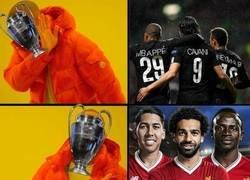 Enlace a La Champions prefiere otros tridentes