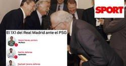 Enlace a Los adjetivos de Sport a los jugadores del Madrid tras el partido de ayer son de risa, parece que hayan perdido la liga