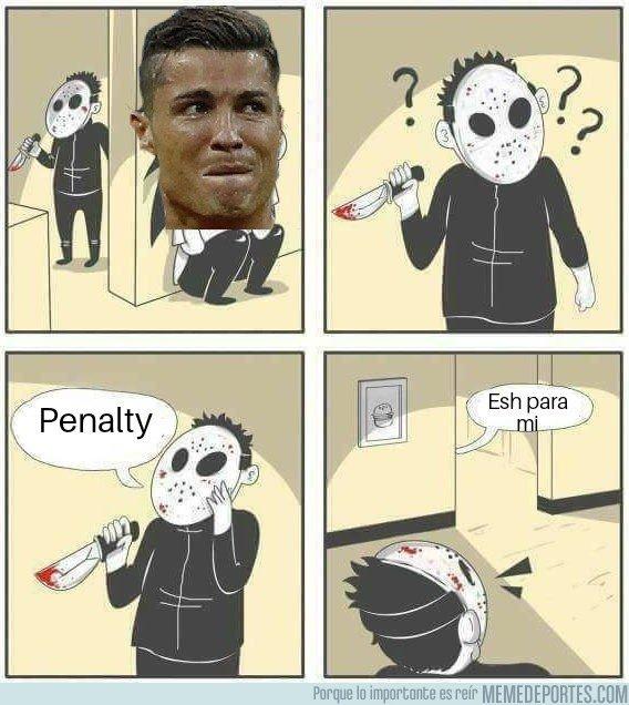 1021570 - Cristiano y los penaltis