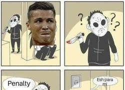 Enlace a Cristiano y los penaltis
