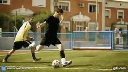 Enlace a El segundo gol de Cristiano al PSG desde otro ángulo