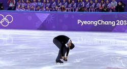 Enlace a El impresionante programa corto de Javier Fernández en PyeongChan que todo el mundo aclama