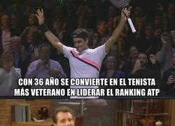 Enlace a El nuevo récord de Federer