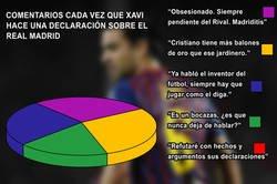 Enlace a Los comentarios que despierta Xavi