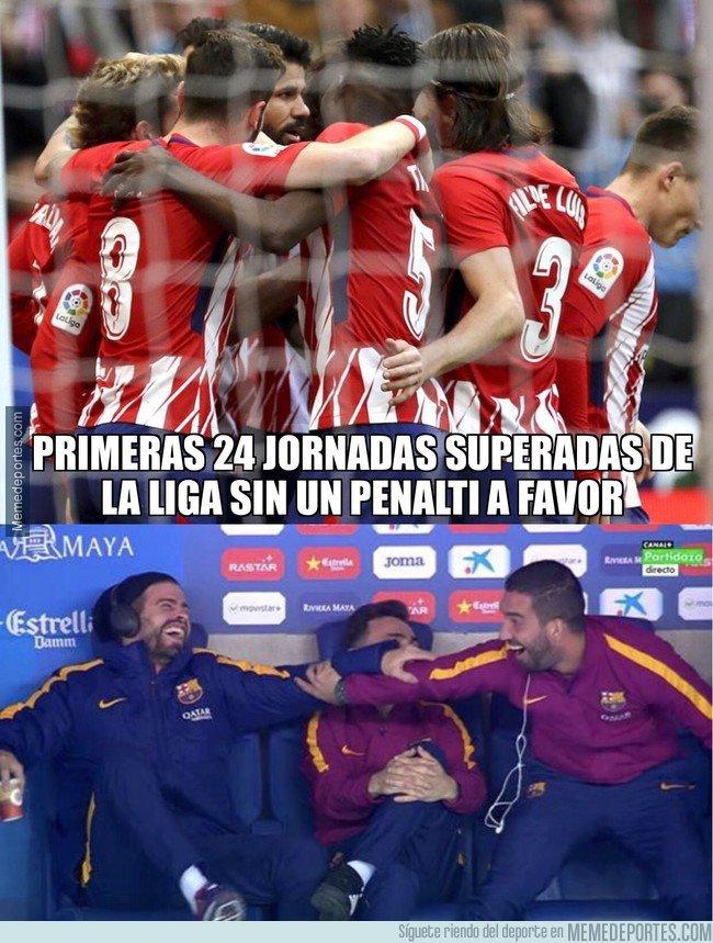 1022033 - En Can Barça no saben lo que es esto