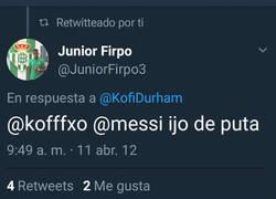 Enlace a Salen a la luz los polémicos tuits de Junior Firpo, jugador del Real Betis