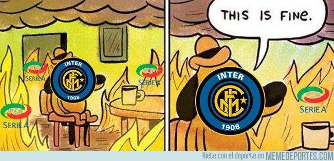 1022201 - Inter en la serie A